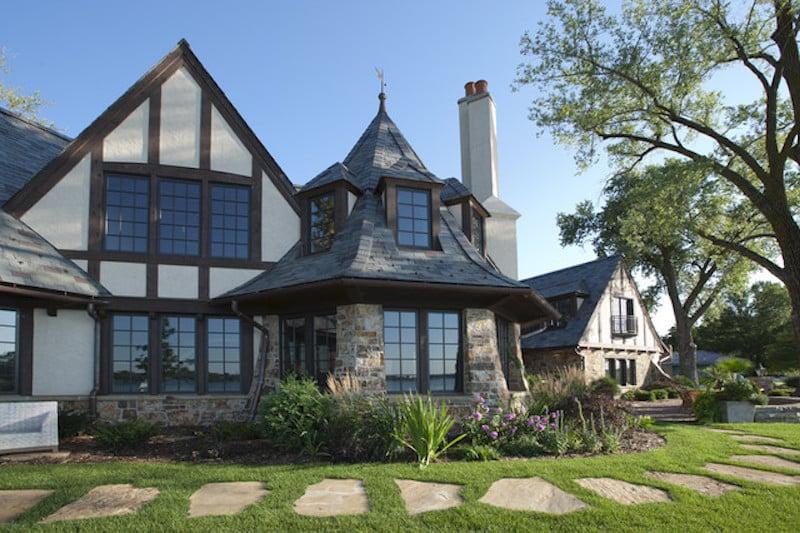 Tudor Style House Exterior Nazmiyal