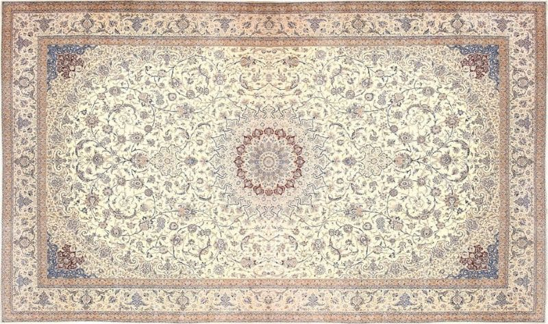 Persian Rug High Knot Count Nazmiyal