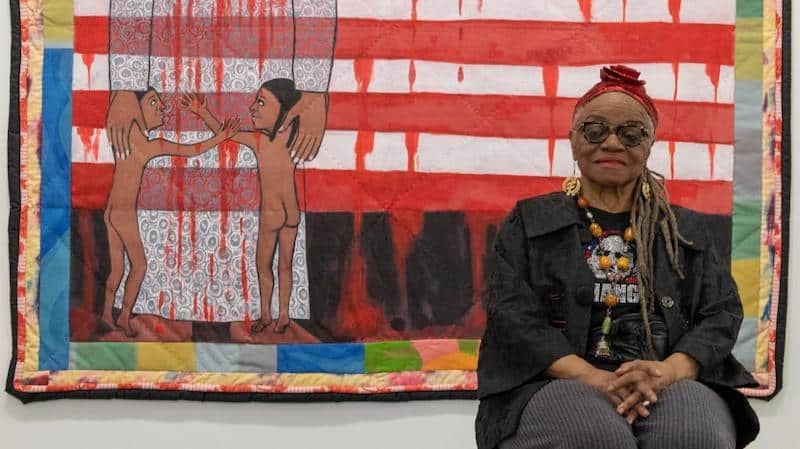 Faith Ringgold Nazmiyal