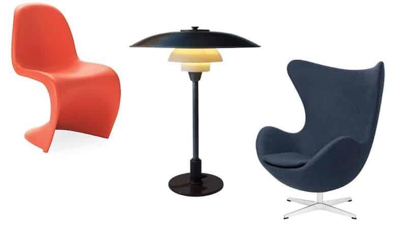 Danish Modern Design Styles Nazmiyal