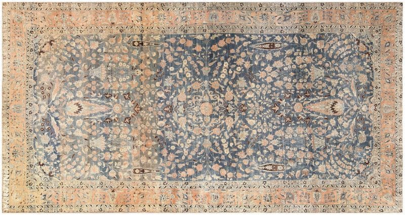 Persian Khorassan Oversized Carpet | Nazmiyal