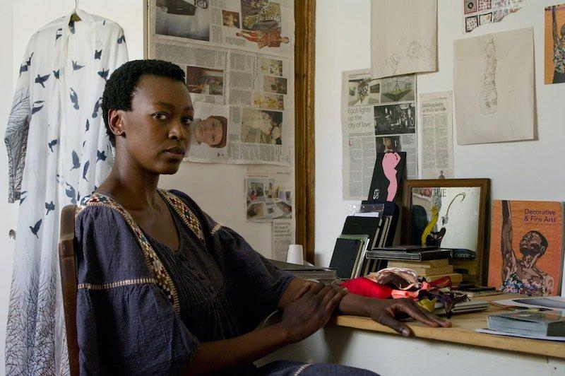 Billie Zangewa Studio Nazmiyal