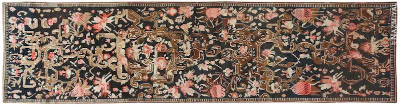 Antique Caucasian Karabagh Rug Nazmiyal