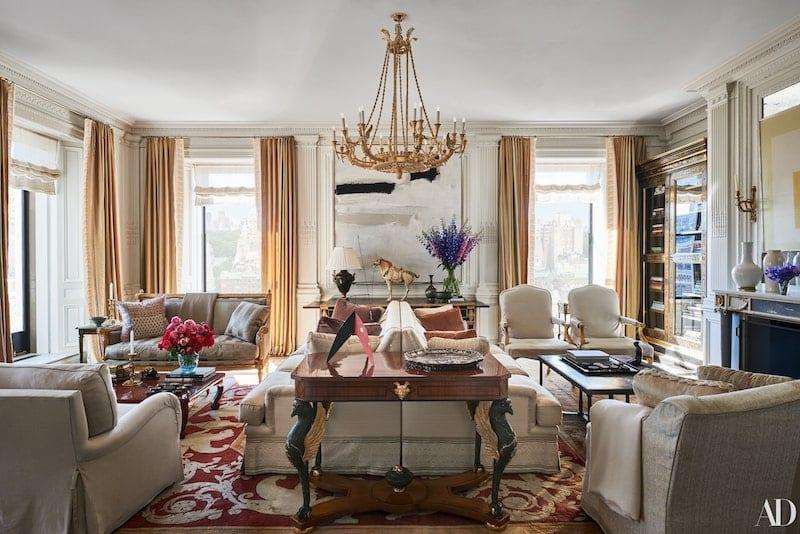 Michael Smith NYC Apartment Nazmiyal