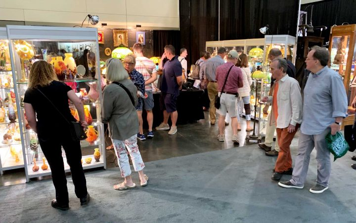 The 40th Annual Baltimore Art, Antique & Jewelry Show has been rescheduled to 2021