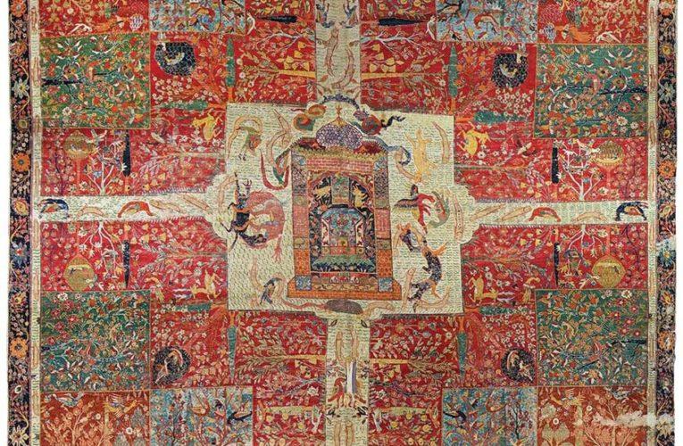 Chahar Bagh Carpets and Persian Gardens History