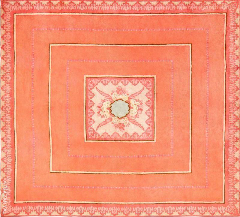 Jacques Emile Ruhlmann French Art Deco Carpet Nazmiyal