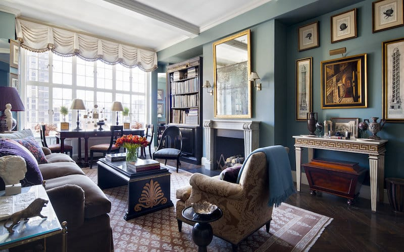 Manhattan Apartment Alexa Hampton Nazmiyal