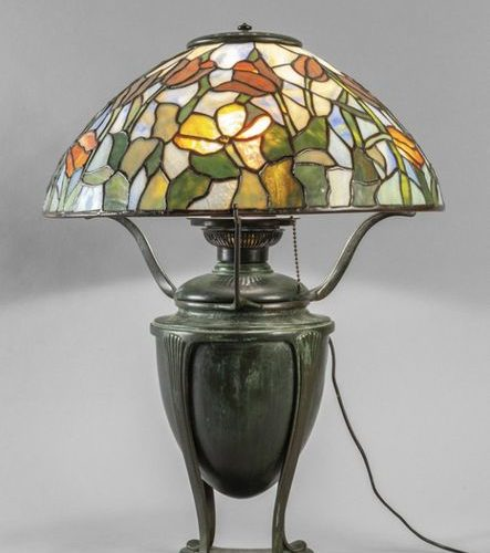 I tried to buy a Tiffany lamp in Italy, but…
