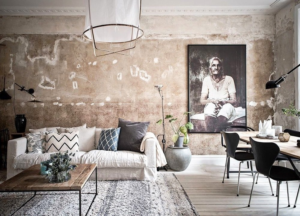 Contemporary and Uniquely Your Interior With Modern by Nazmiyal Antique Rugs