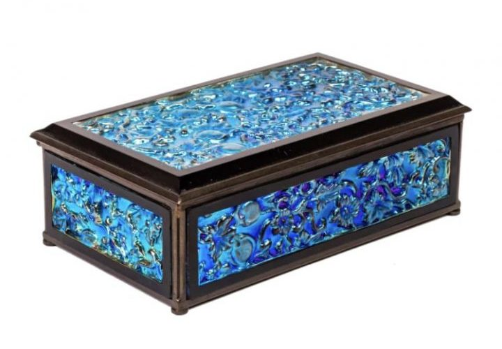 Some interesting results for Tiffany Studios items at Hill Auction Gallery's Cream of the Crop sale, October 28, 2020